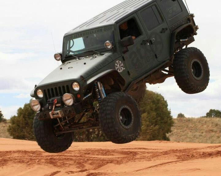 Flying Jeep Badass Jeep Jeep Jeep Truck