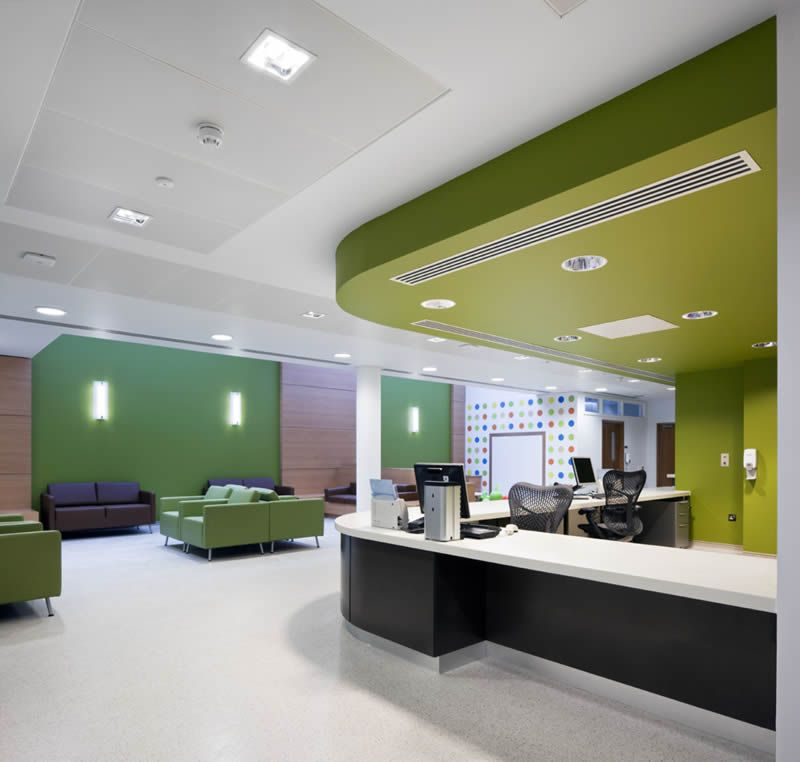 GURGAON INTERIORS DESIGNERS FOR HOSPITALS NURSING HOMES CALL 9999 40 20 80  DELHI