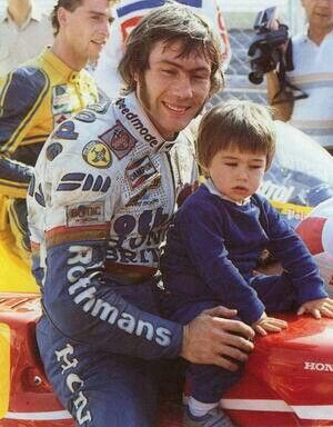Ron and Leon Haslam