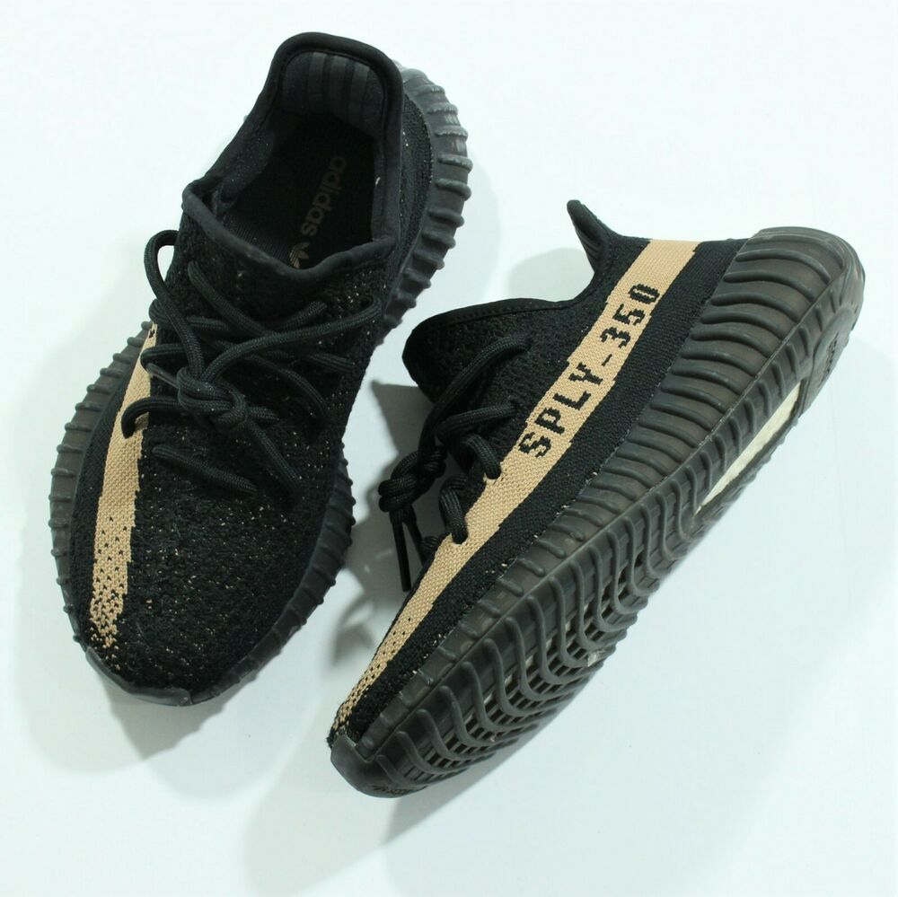 9fa2ac367 eBay  Sponsored Adidas Yeezy Boost 350 V2 Core Black Copper Size 4 Men s    5.5 Women s