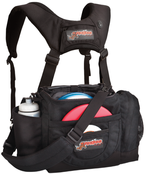 Wookey Design Studio Disc Golf Bags Voodoo