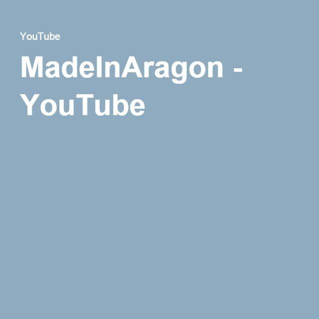 MadeInAragon - YouTube