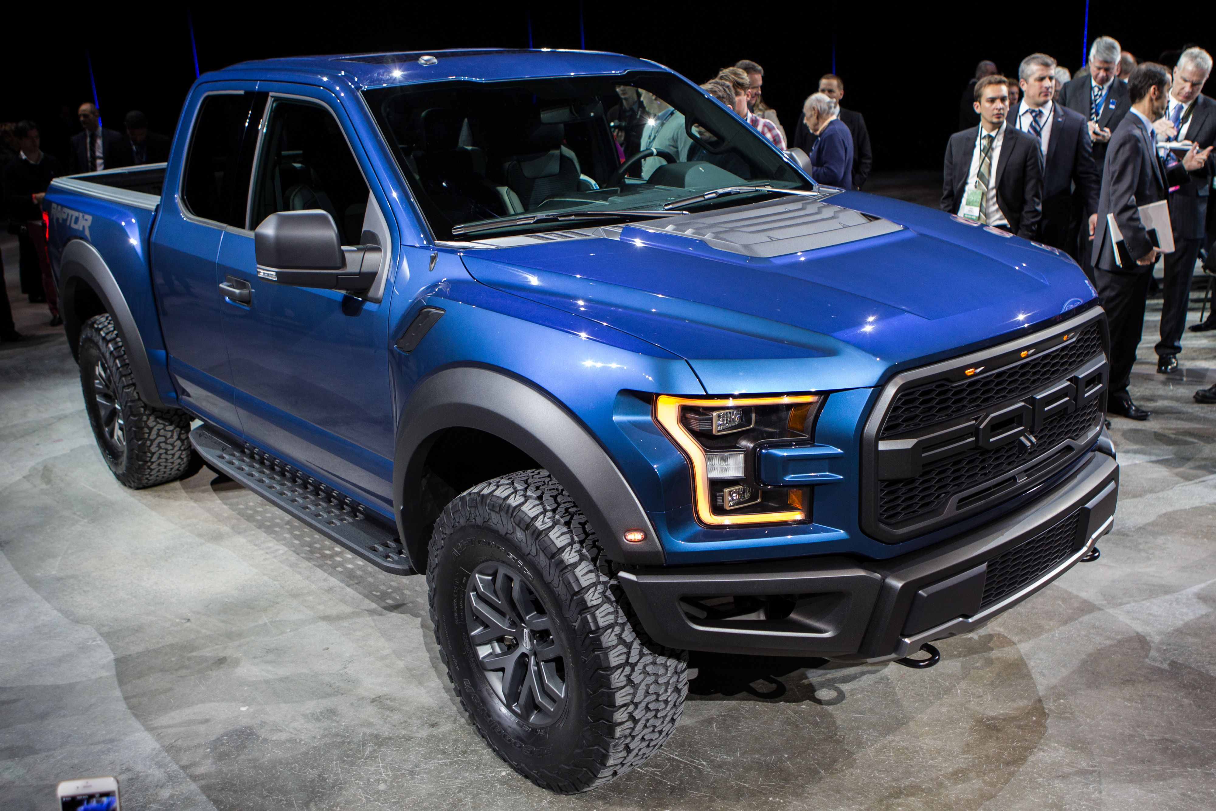 2016 Ford F150 Raptor Live Gallery Ford, Detroit auto