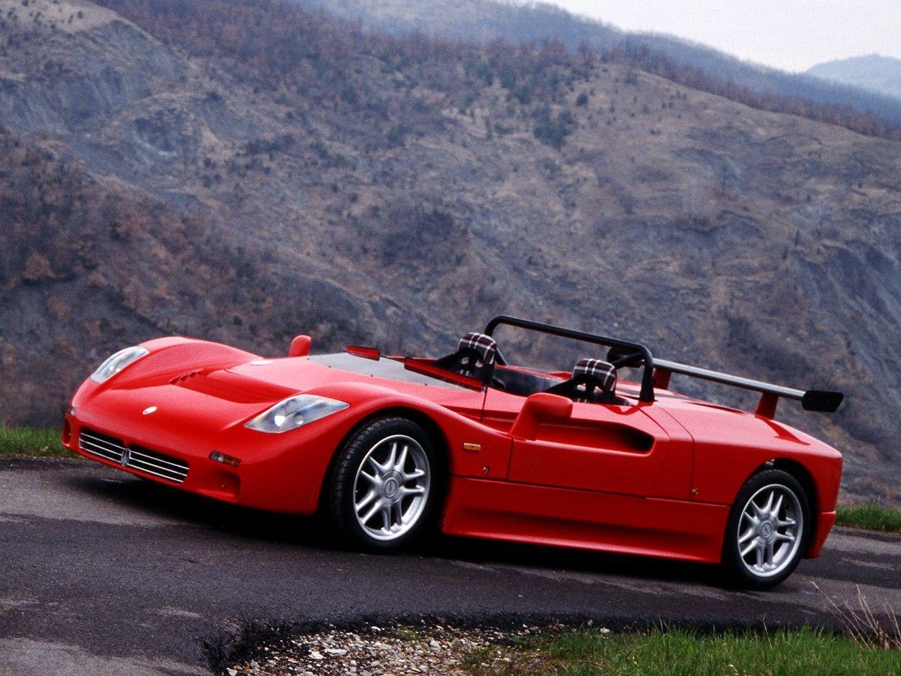 1992 Maserati Barchetta Stradale в 2020 г   Автомобили ...