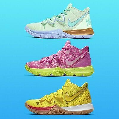 SpongeBob x Nike Kyrie 5 SBSP EP V