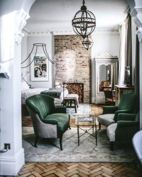 zimmer renovierung und dekoration schoner wohnen landhausstil wohnzimmer, wohnen ist ein waldspaziergang (sweet home) in 2018 | wohnen, Innenarchitektur