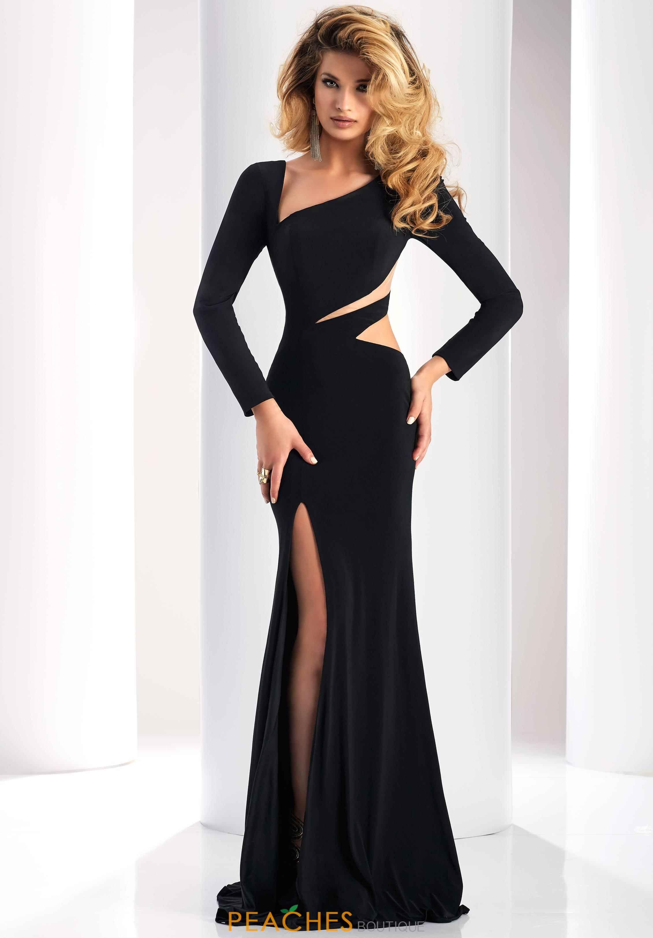 Clarisse Prom Dresses Peaches Boutique Evening Gowns Prom Dresses Long Unique Prom Dresses