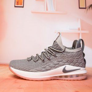factory authentic d087f a35d0 Mens Nike Lebron XV 15 Low Light Bone Dark Stucco Sail Coral Stardust  Basketball Shoes