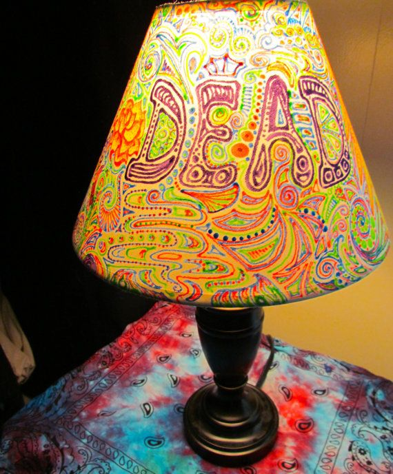 Neon grateful dead lamp shade by inbohemia on etsy 1000 neon grateful dead lamp shade by inbohemia on etsy 1000 aloadofball Images