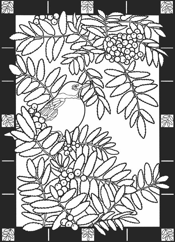 Flower coloring page | Stained glass flowers, Sunflower black and ... | 830x602