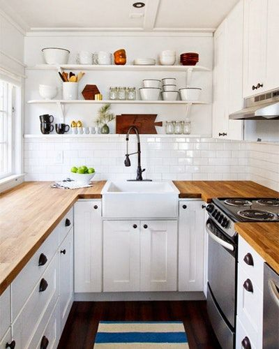 Depending On Your Needs, Your Kitchen Configuration Has To
