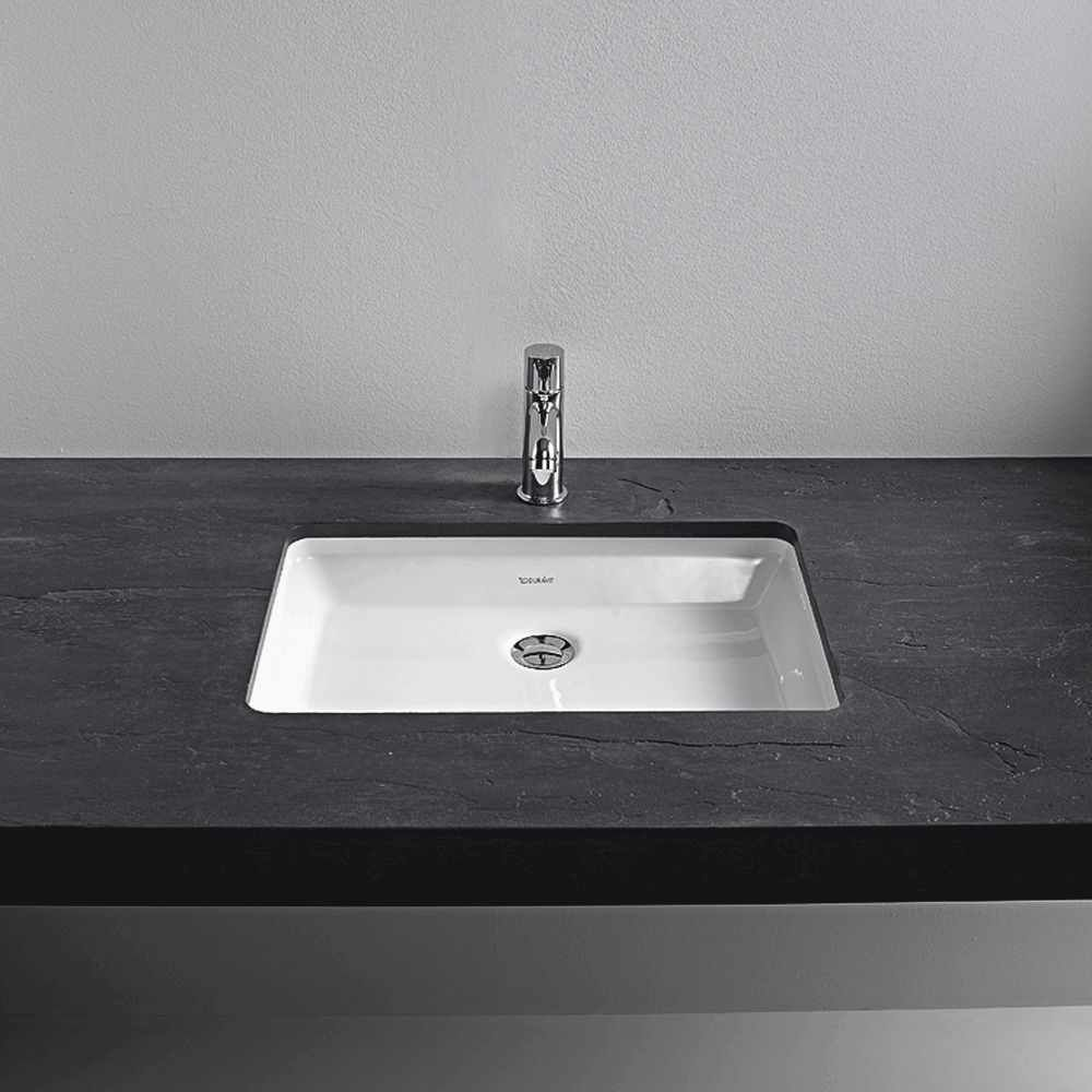 Duravit 2nd Floor Undercounter Basin Bathroom Sink Duravit Sink
