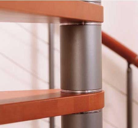 Best Arke Genius Custom Spiral Stairs 010 8 From Waybuild 640 x 480