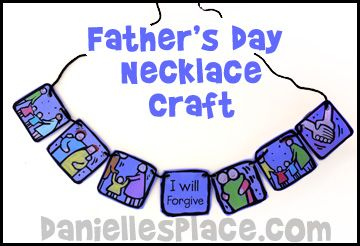 father's day craft bible