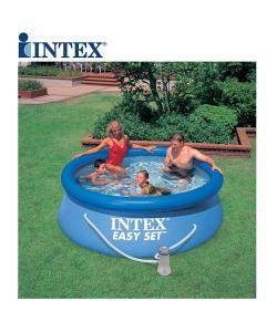 Intex 8\' Easy Fast Set Swimming Pool   Swimming Pools ...