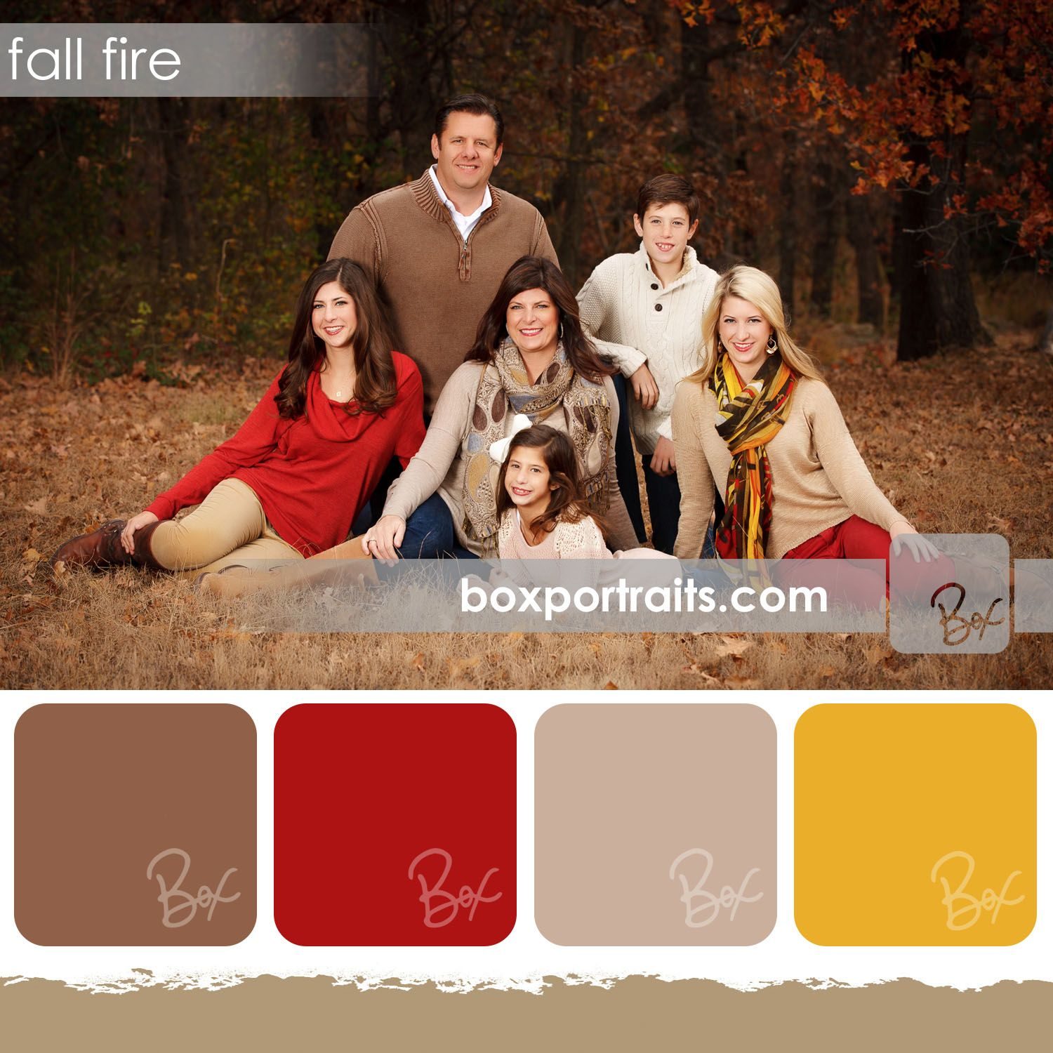 Attractive Family Photo Shoot Color Scheme Photos - Drawing Coloring ...