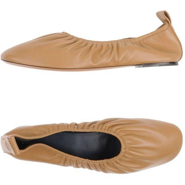 Céline Round-Toe Ballerina Flats footlocker sale online for cheap ffw37RoUh