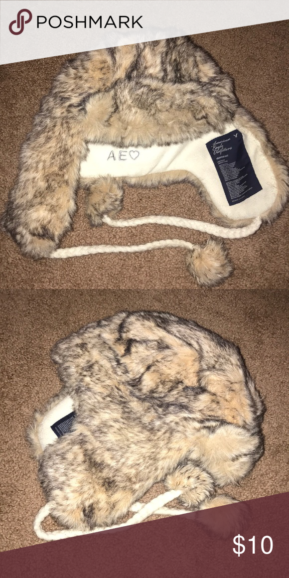 32963662f097a NWOT American Eagle Trapper hat NWOT adorable hat American Eagle Outfitters  Accessories Hats