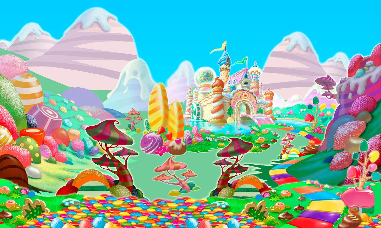 Imágenes e imprimibles de CandyLand.   Ideas y material gratis para fiestas y celebraciones Oh My Fiesta!
