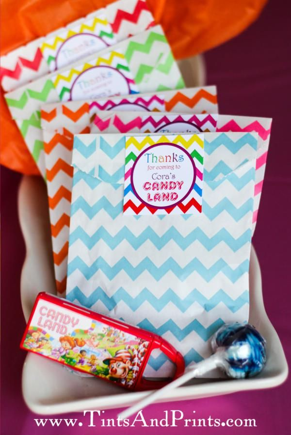 Candy Land Rainbow Birthday Party Via Kara S Ideas Karaspartyideas Candyland