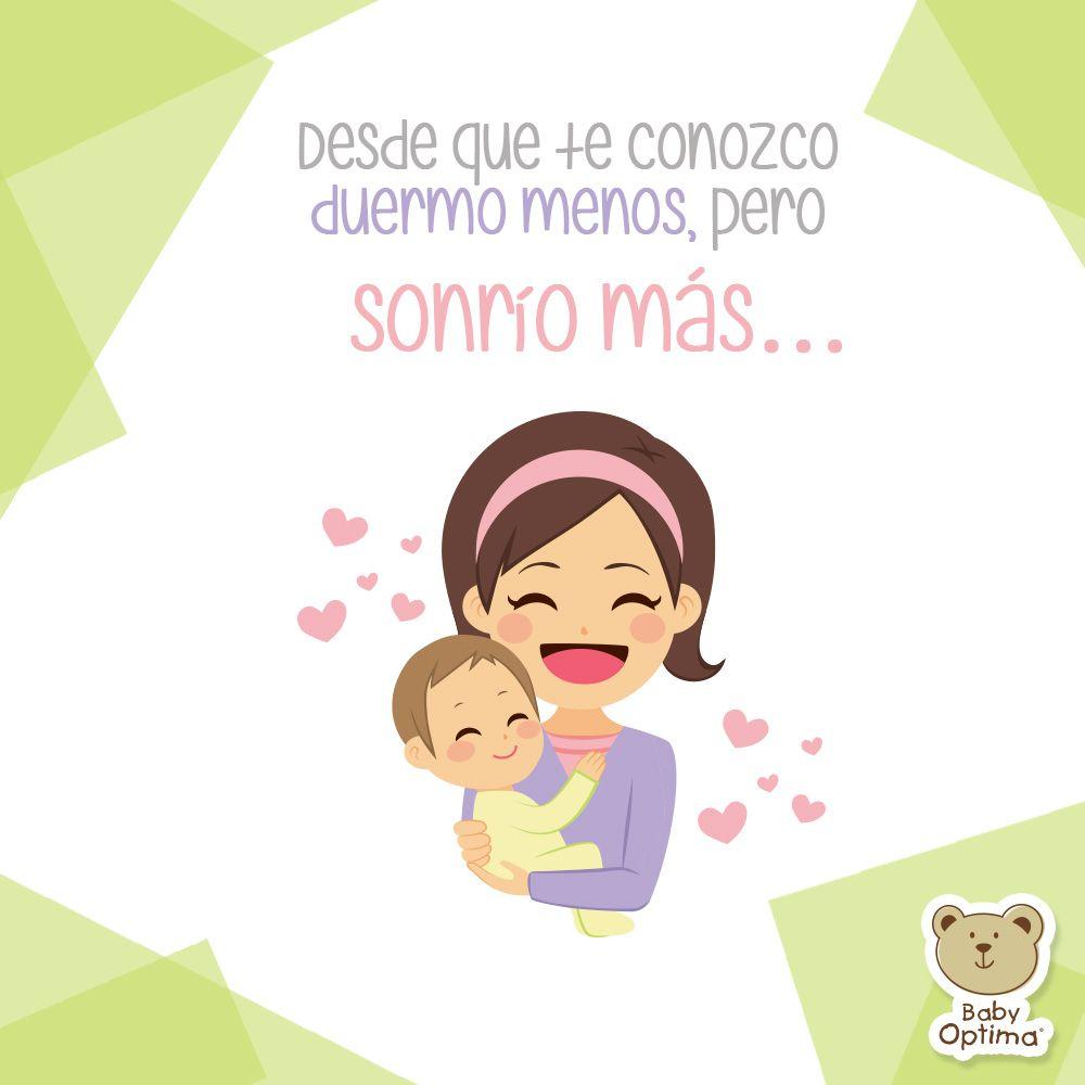 El Amor Que Siento Por Mi Bebé No Tiene Límites Babyoptima Amosermamá Frases Para Bebes Pensamientos Para Bebes Te Esperamos Bebe