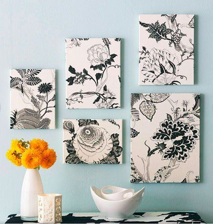 Home Decorating Ideas: Easy One-Day Decorating Projects