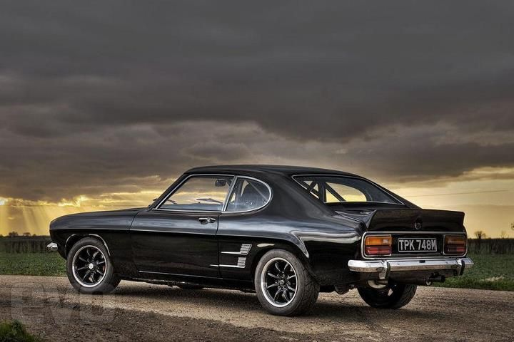 ford capri mk 1 capri voiture voitures anciennes automobile. Black Bedroom Furniture Sets. Home Design Ideas
