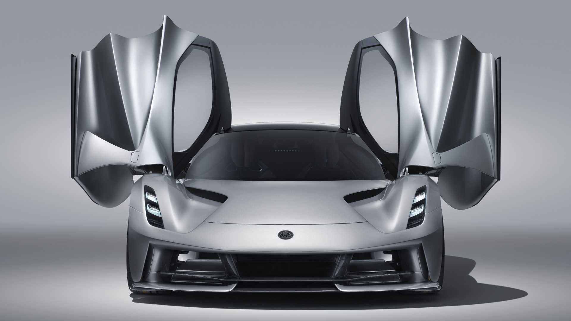 The Lotus Evija Electric Hypercar Is Powered By Four Electric Motors That Generate A Combined 2 000ps 1 973 Horsepower Which Lotus Car Super Cars New Lotus