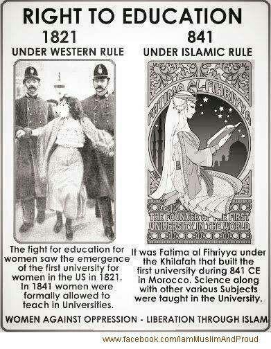 Women's right in Islam