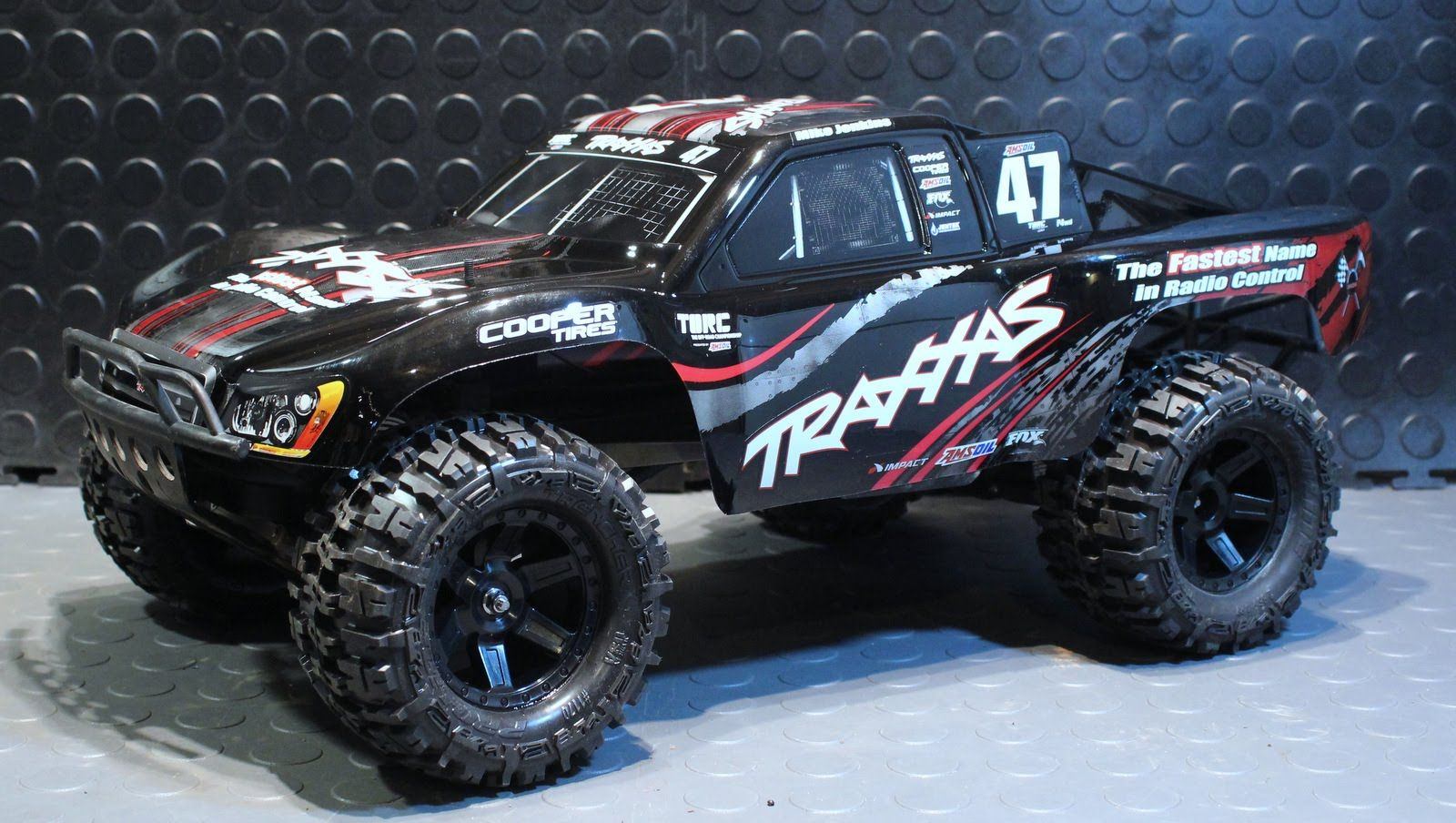 Traxxas Slash To Monster Conversion