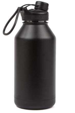bd77e75bcdb TAL Black 64oz Double Wall Vacuum Insulated Stainless Steel Ranger Pro