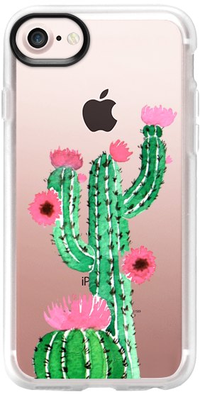 buy online 704cb a0f71 Classic Grip iPhone 7 Case - Cactus watercolor n.1 | Phone cases ...