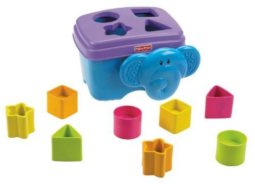 Fisher Price Growing Baby Elephant Shape Sorter By Fisher Price 14 77 From The Manufacturer Which One Wi Fisher Price Baby Toys Baby Elephant