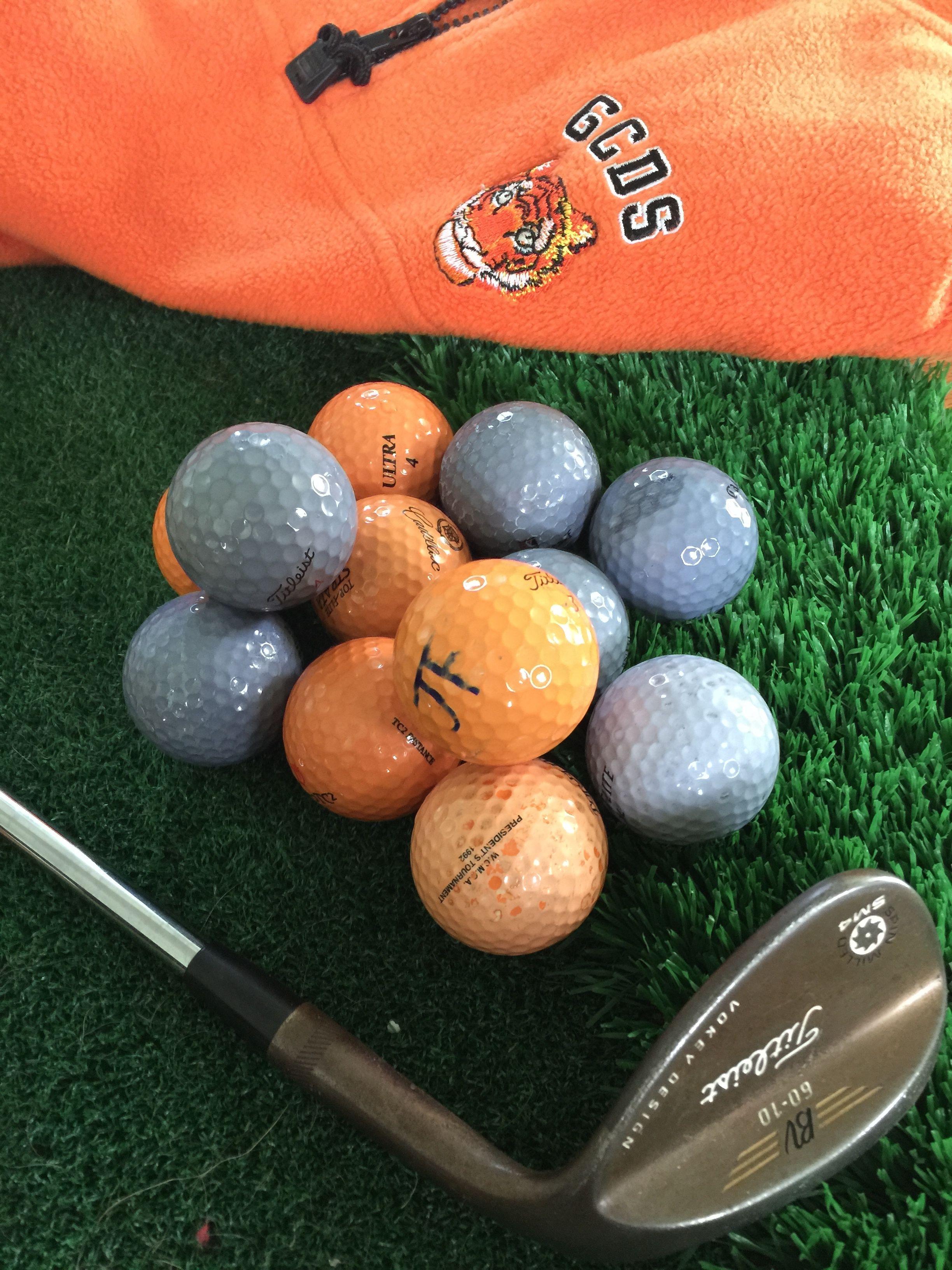 Team Spirit Dyed Golf Balls My Dye Iy Obsession Pinterest Rit