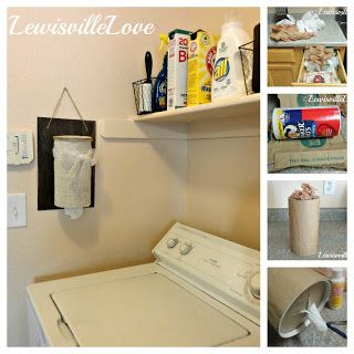 Lewisville Love: {Upcycle Projects}