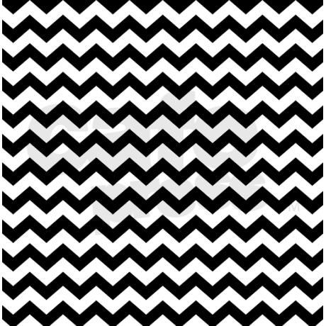 chevron pattern BLACK WHITE Shower Curtain | White shower, Chevron ...