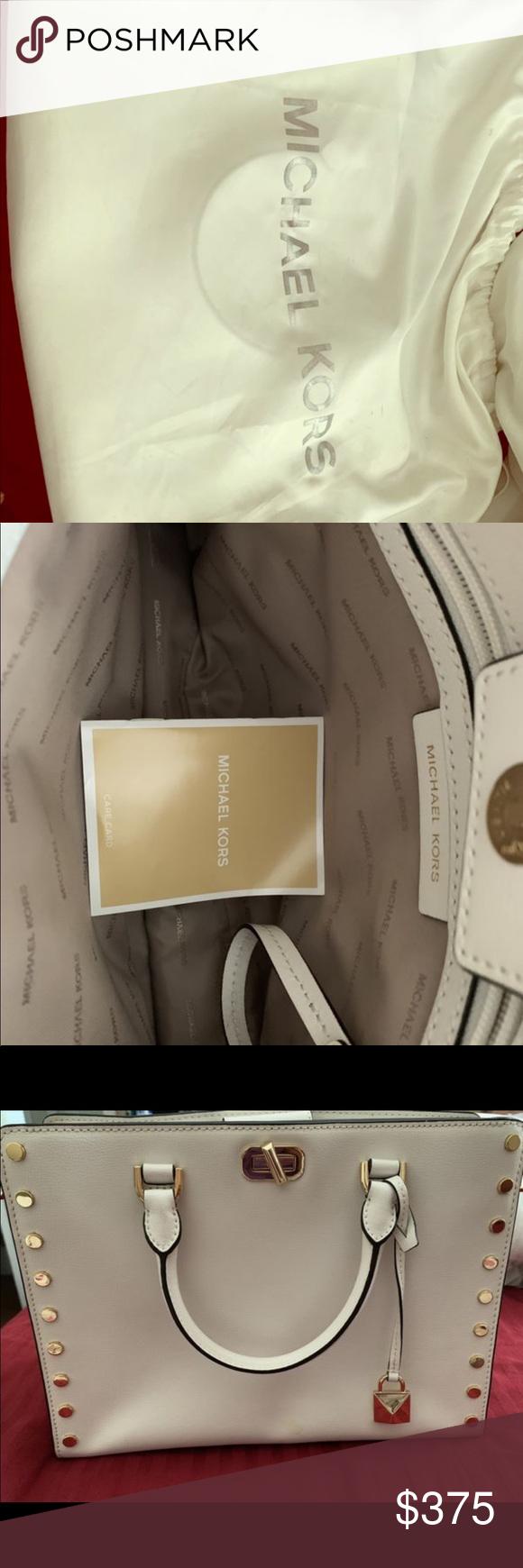 Brand new, original. Michael Kors bag. Never used. Make me