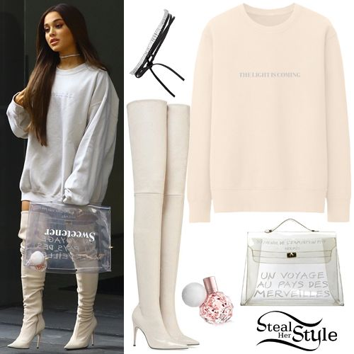 dffce6eadbbe ARIANA GRANDE - STEAL HER STYLE | style in 2019 | Ariana grande ...