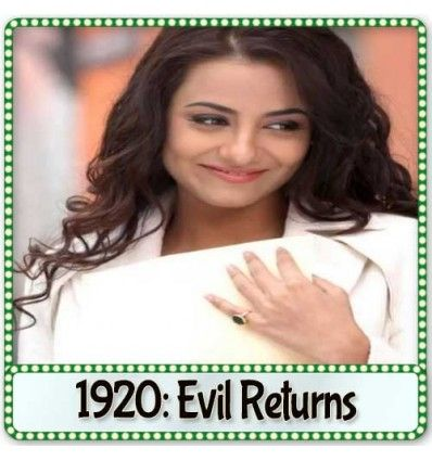 hindi movie song mp3 1920 evil returns