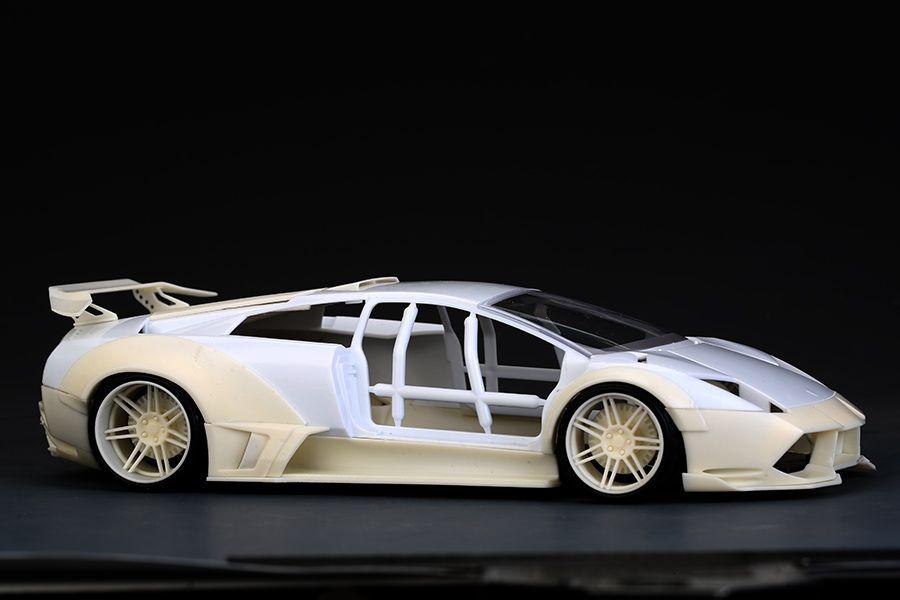 1/24 LB-Works Lamborghini Murciela… | 1/24 LB-Works Lamborghini