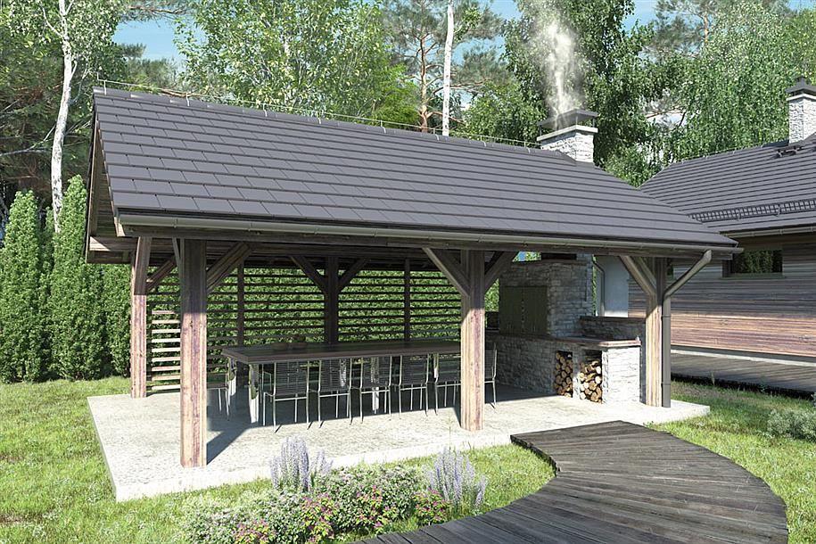 Projekt Altany Altana A 103 2985 M2 Koszt Budowy