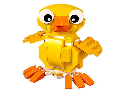 Lego easter chick lego pinterest price comparison and lego lego easter chick negle Gallery