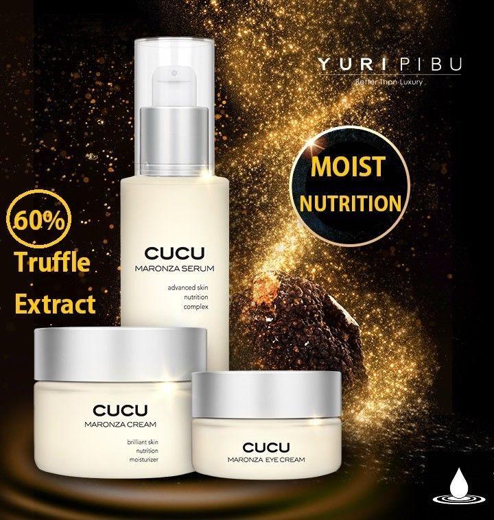 YURI PIBU CUCU MARONZA Serum 40ml Eyecram 30ml Cream 50ml