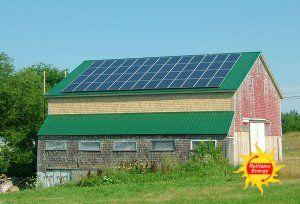 MOFGA Common Ground Fair Solar Electric - Unity, Maine
