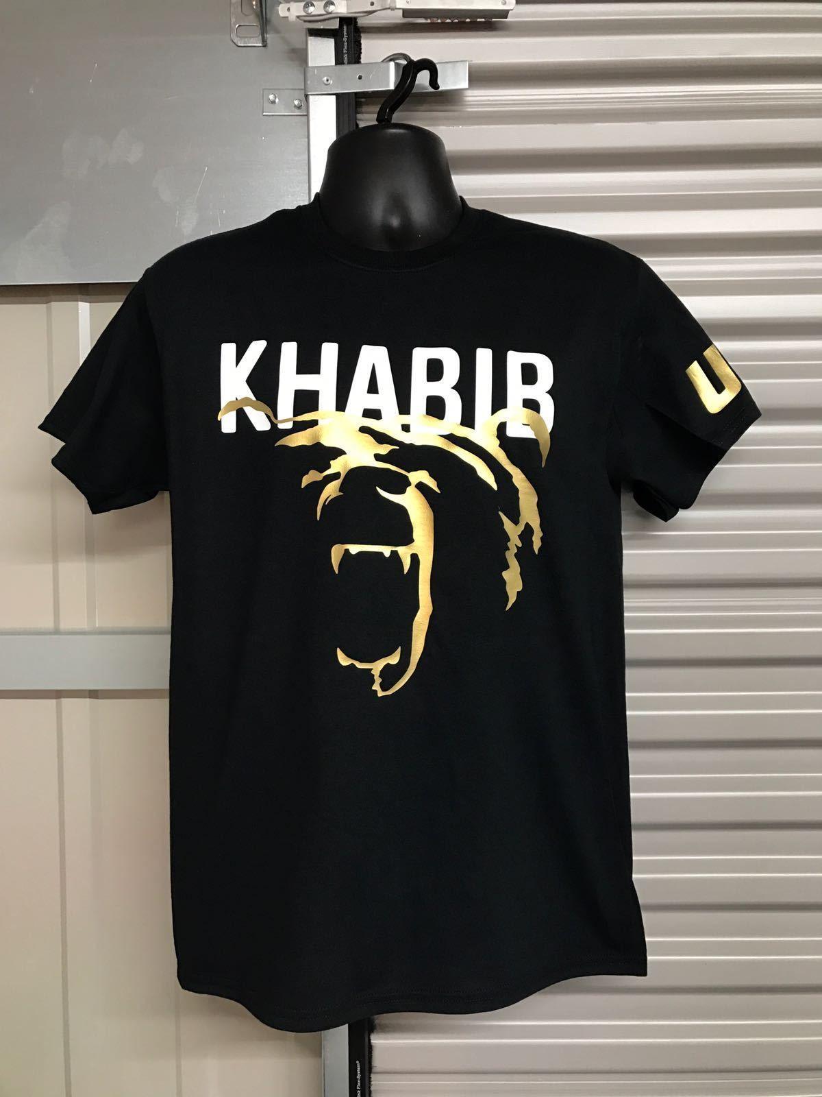 db753e16 #Khabib #nurmagomedov bear ufc mma boxing muay thai gym t shirt #black  custom