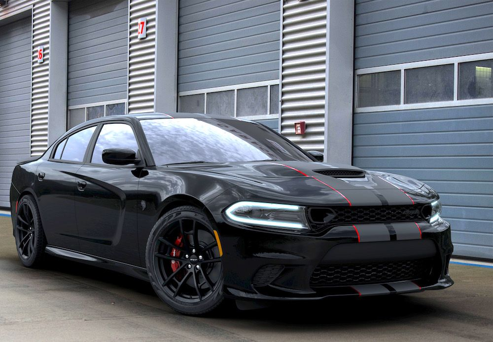 2019 Dodge Charger Srt Hellcat Octane Edition 10 Things To Know Dodge Charger Srt Charger Srt Hellcat Charger Srt