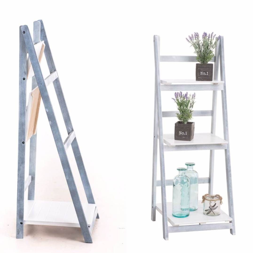 Estanteria escalera estanter as escalera pinterest - Estanteria escalera ikea ...