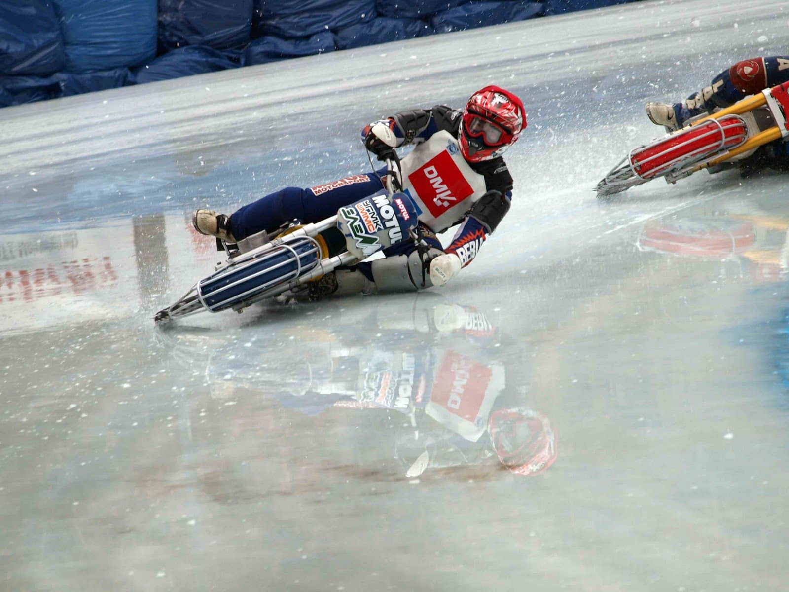 Ice racing this is the bike that would work this week in eugene oregon