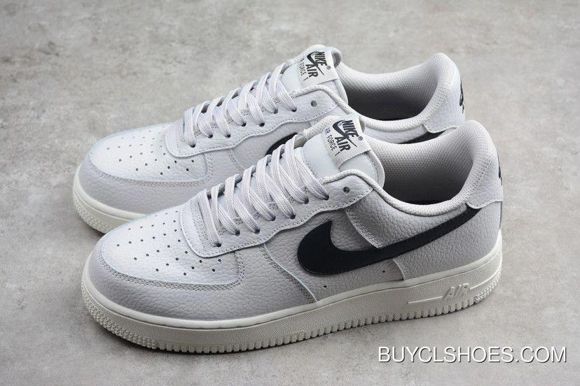 Wmns Air Force 1 07 White Black - Nike - 315115 152