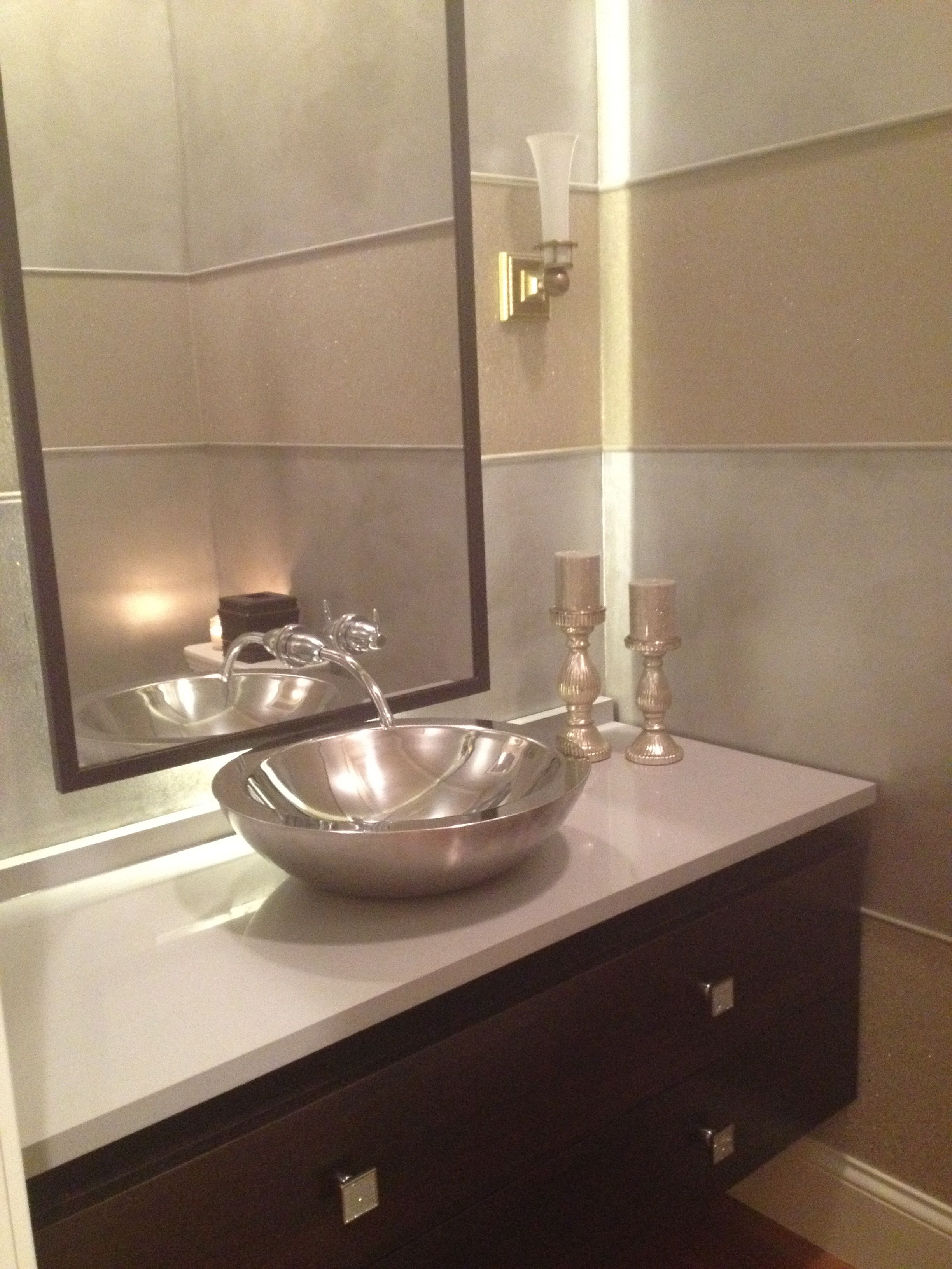 faucets glass sinks bathroom with x and waterfall faucet kraususa sink vessel combination
